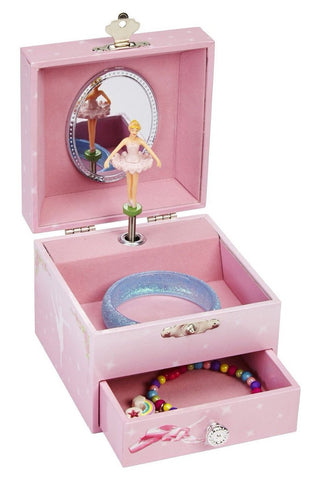 Musical jewelry boxes girls jewelry boxes jewelkeeper for Girls large jewelry box