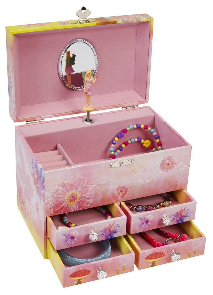 Musical Jewelry Boxes | Girls Jewelry Boxes | Jewelkeeper – Ikon ...