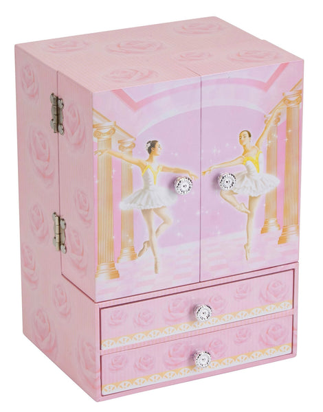 girls jewelry armoire