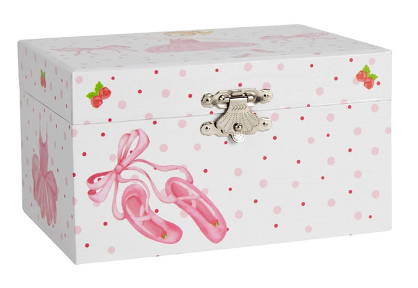 ballet shoes jewelry box