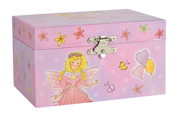 Princess Music Jewelry Box