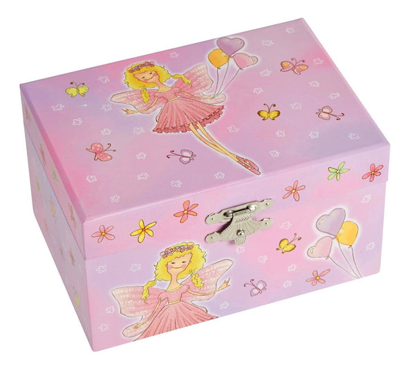 Breana Musical Jewelry Box