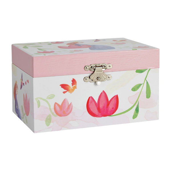 Charlene Musical Jewelry Box