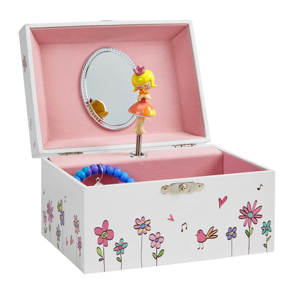 Charlotte Musical Jewelry Box