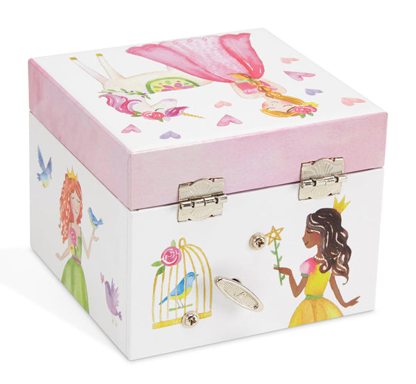 Unicorn Princess Music Box