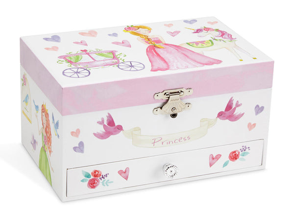 Princess Musical Jewelry Chest