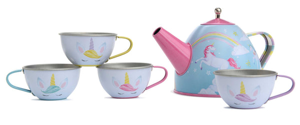 pretend tea set for children