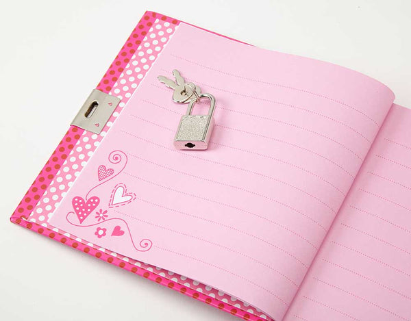 lockable secret diary