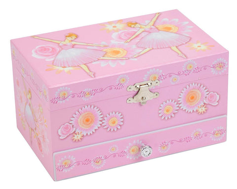 ballerina Musical Ballerina Jewelry Box