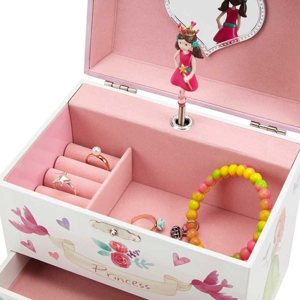 dance of the sugar plum fairy music box