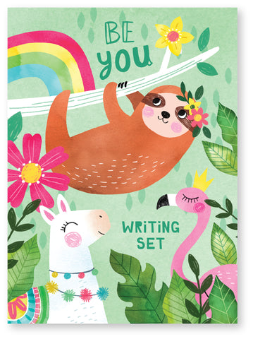 Jungle Adventure Stationery Writing Set