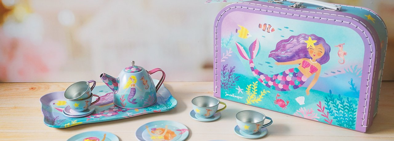 Girls Jewelry Boxes