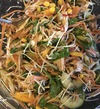 Easy to make recipe: Asian Pulled Chicken Salad