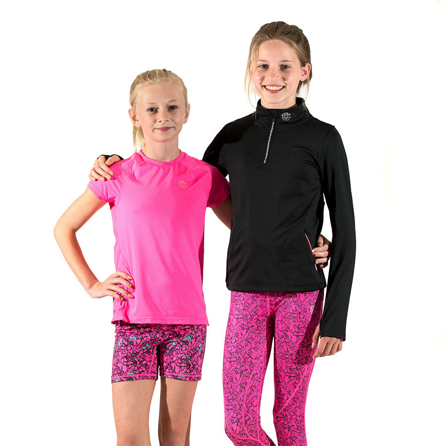 Girls Sports Tops & T-shirts