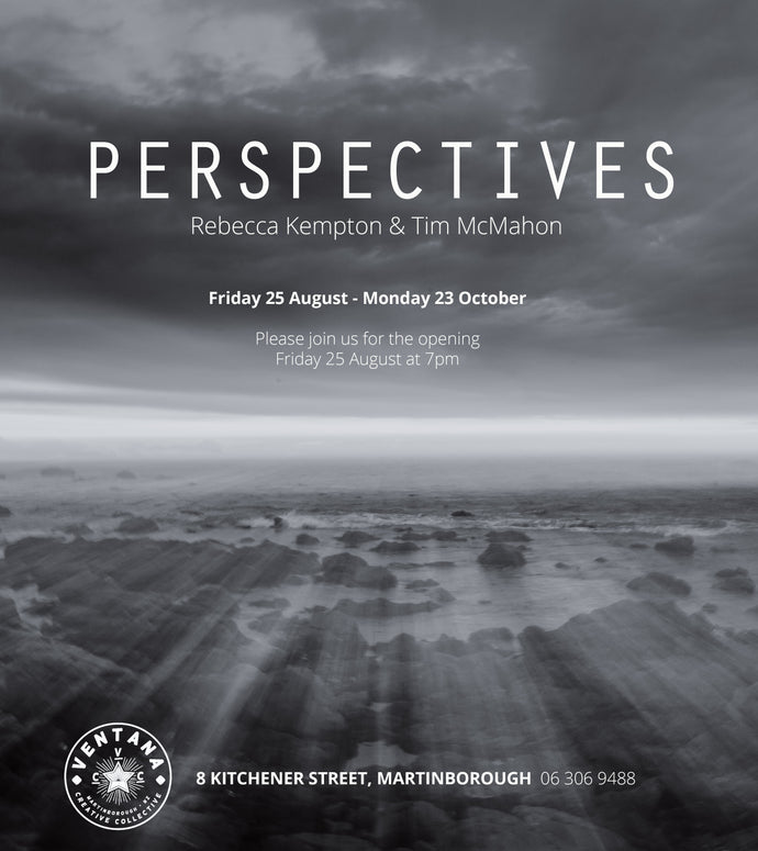 """PERSPECTIVES"" New exhibition coming soon!"