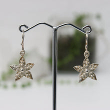 Celestial Starfish Earrings