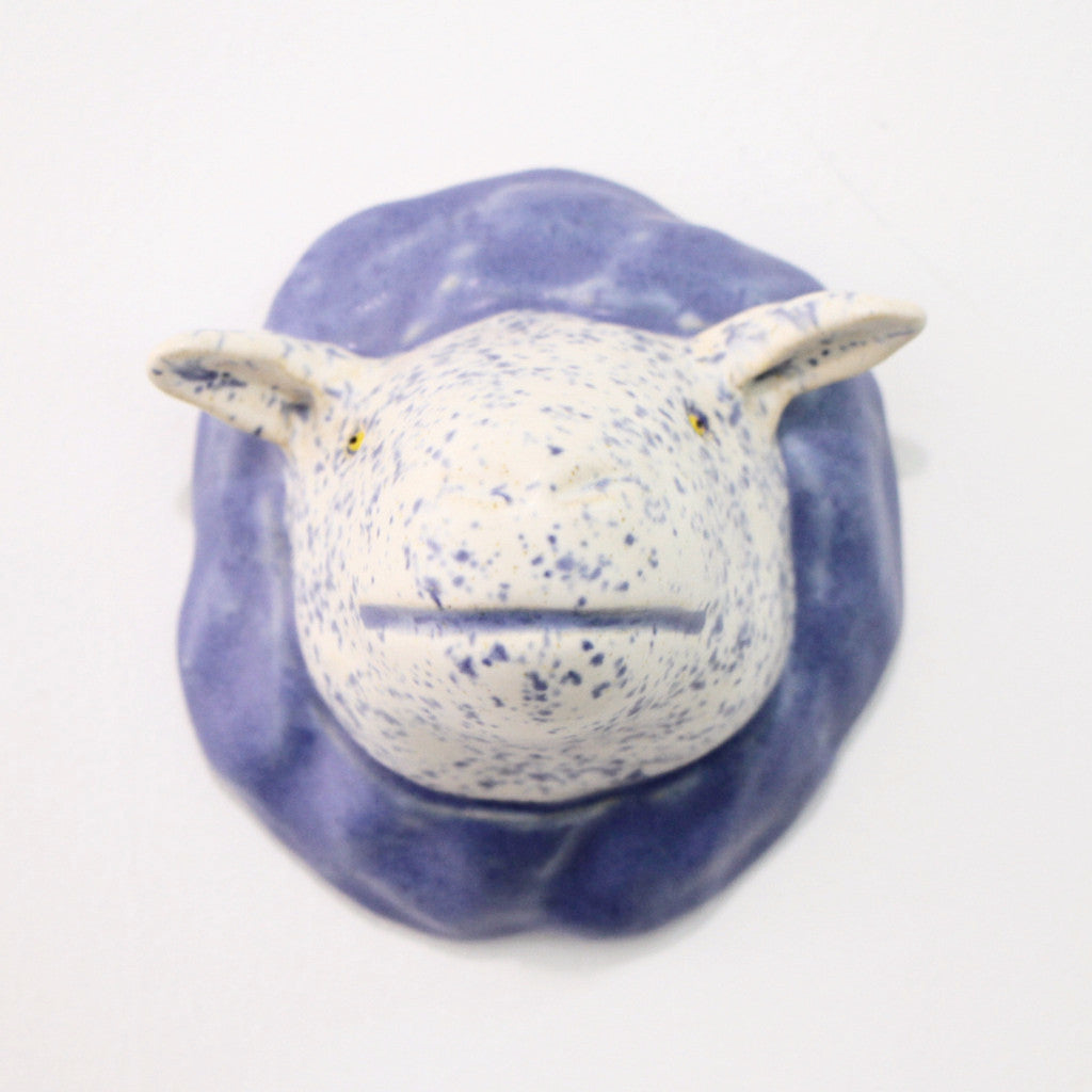 Lorien Stern Ceramic Head