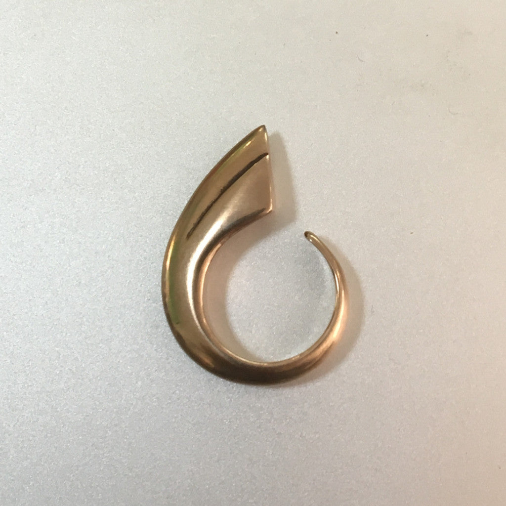 Claw Ring - Bronze