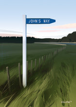 John's Way by Andy Shaw