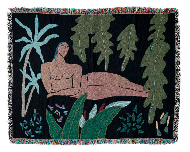Jungle Mini Tapestry