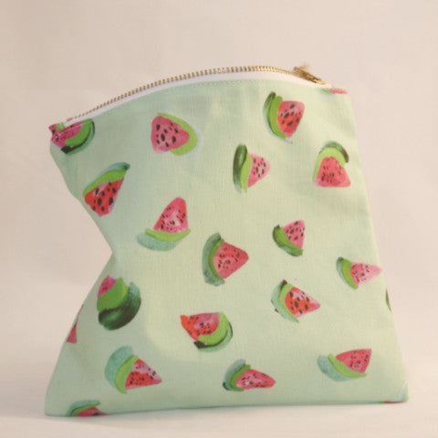 Watermelon Mini Clutch
