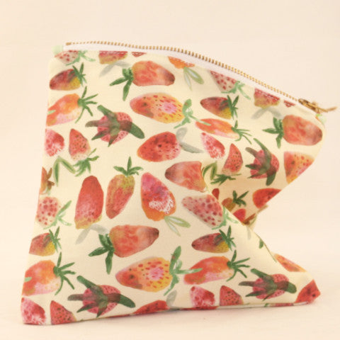Strawberry Mini Clutch