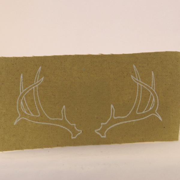 Antler Patch