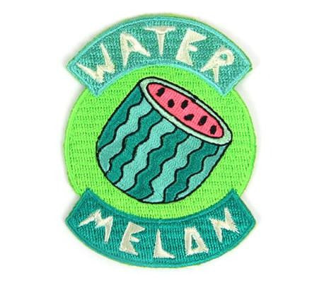Watermelon Embroidered Patch