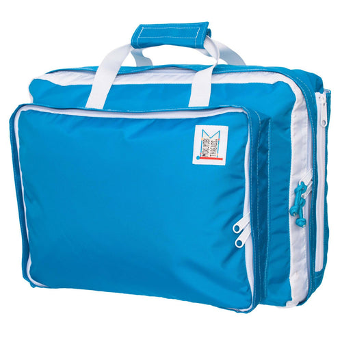 Bright Blue Bedford Backpack Bag