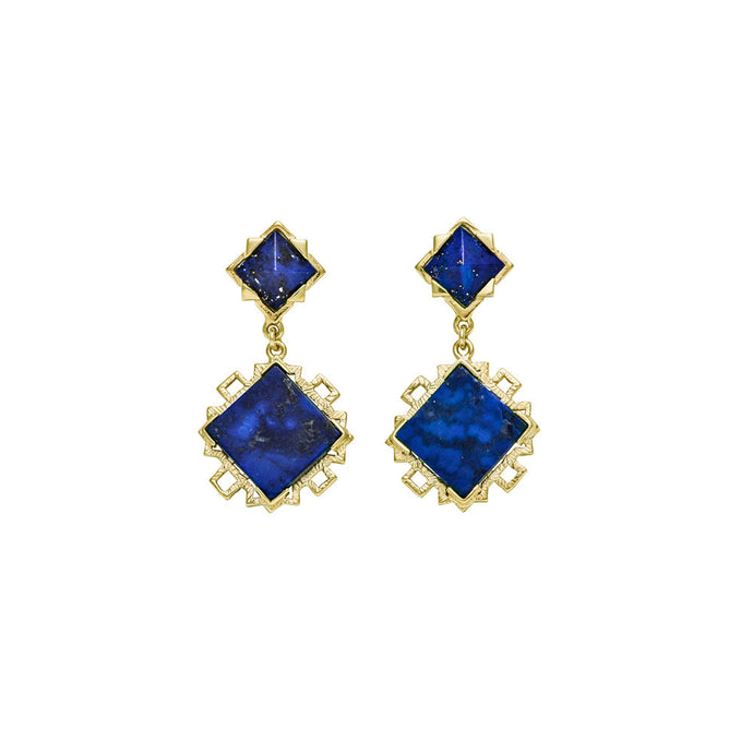 Chaouen Earrings