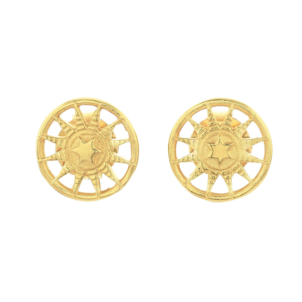 Child of The Sun Earrings