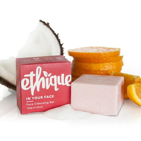 Ethique Face Cleansing Bar - In Your Face