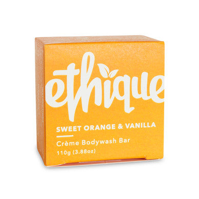 Orange & Vanilla Bodybar