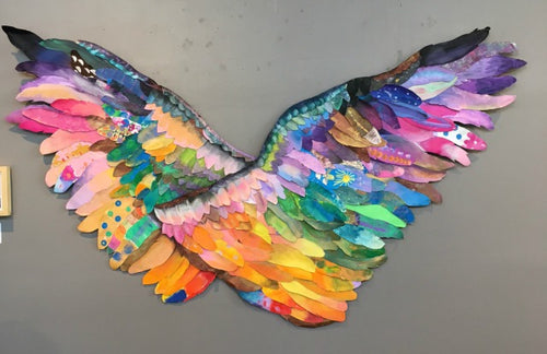 Wings- Collaborative Piece