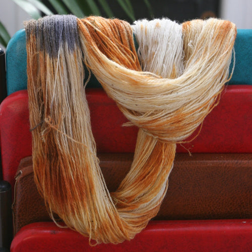 Natural Yarn Dyeing Workshop