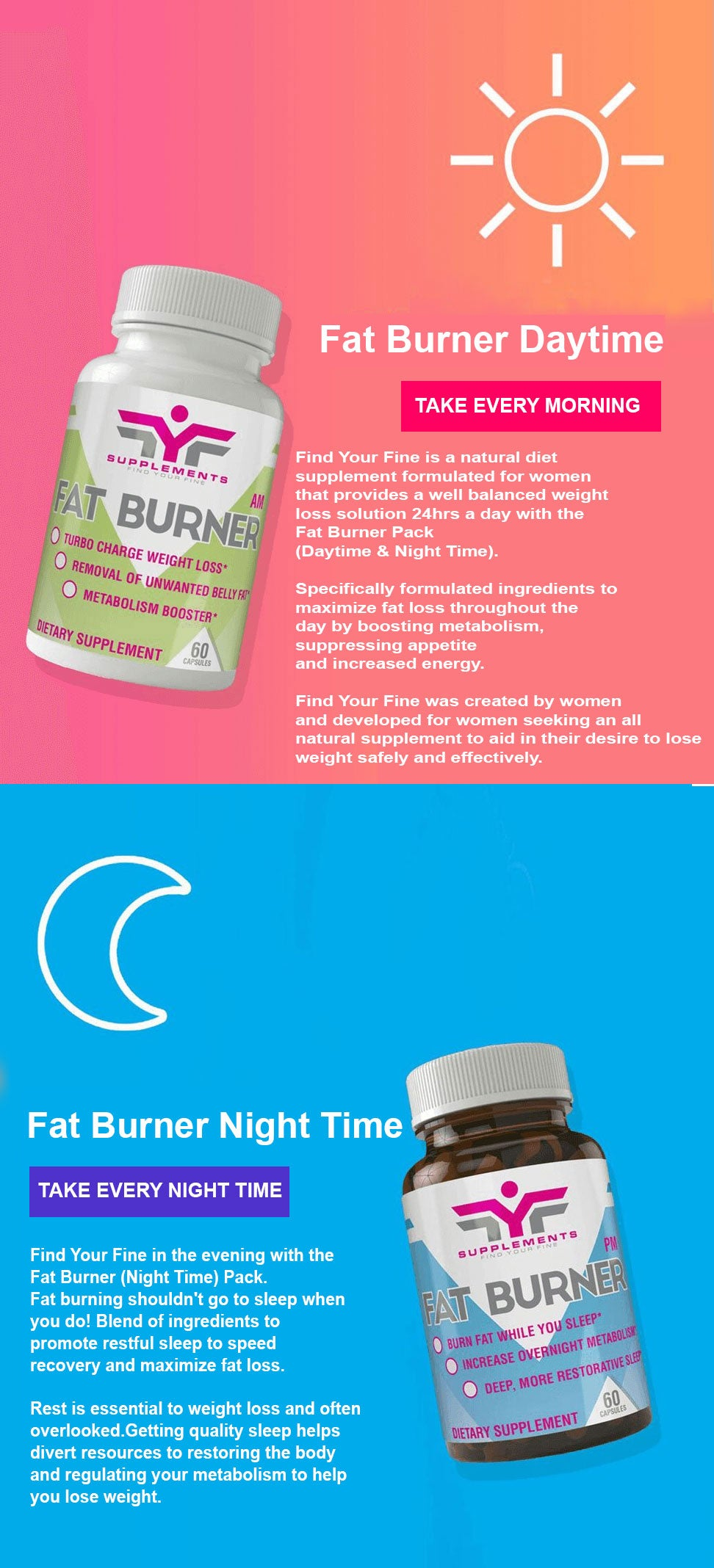 Female weight loss supplements