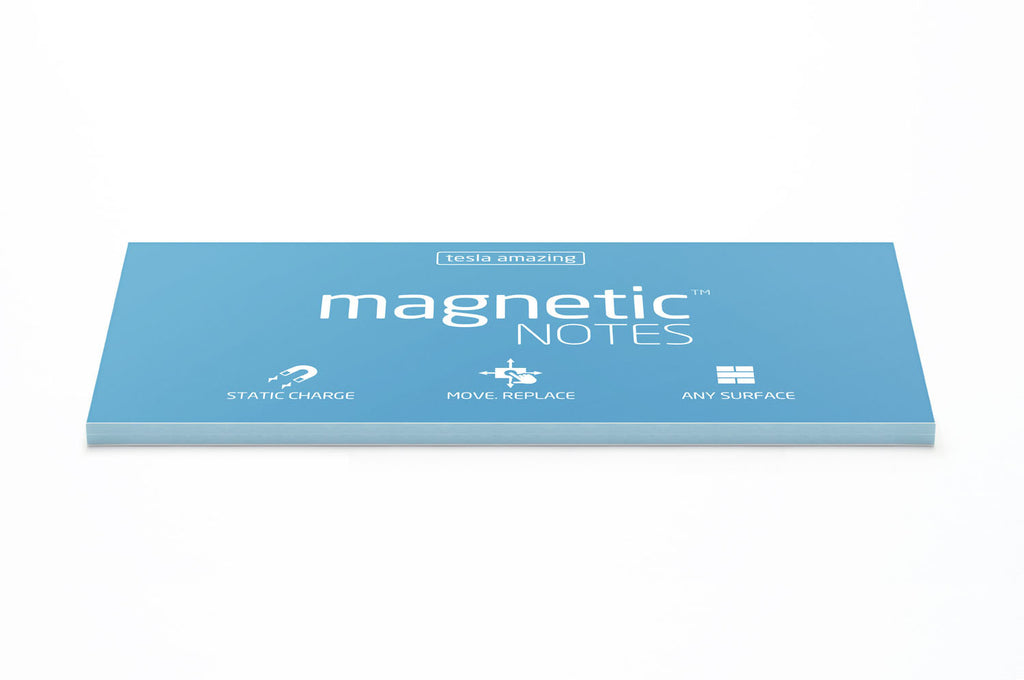 Magnetic Notes / Size-L / Blue