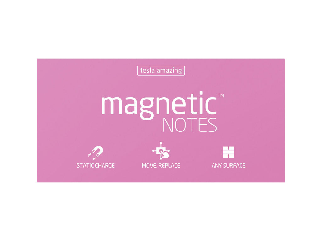 Magnetic Notes / Size-L / Pink