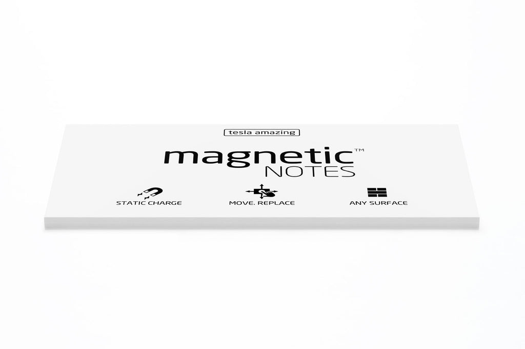 Magnetic Notes / Size-L / White