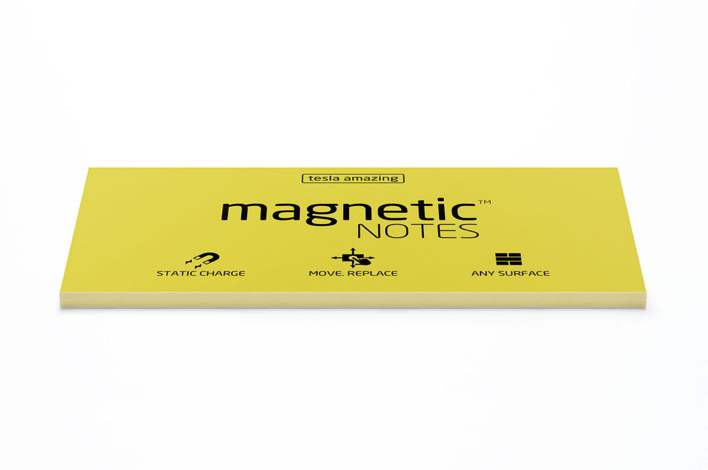 Magnetic Notes / Size-L / Yellow