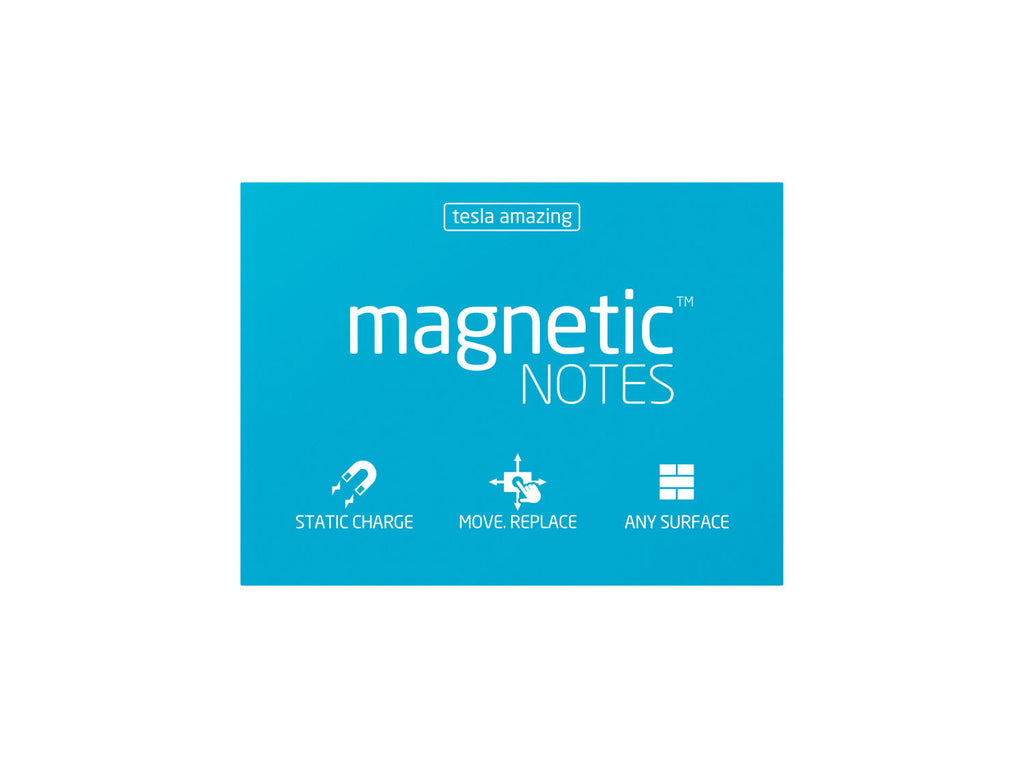 Magnetic Notes / Size-M / Blue