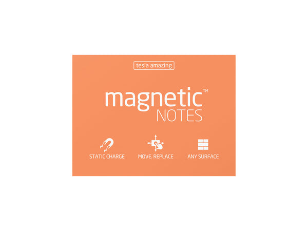 Magnetic Notes / Size-M / Peachy