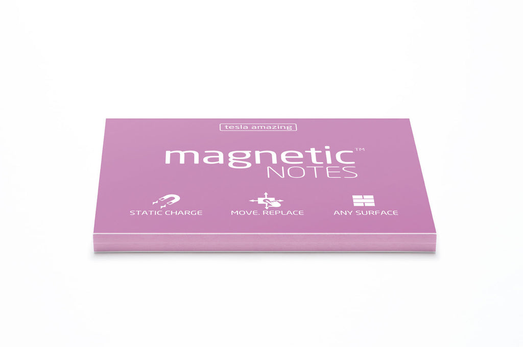 Magnetic Notes / Size-M / Pink