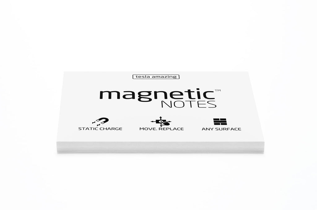 Magnetic Notes / Size-M / White