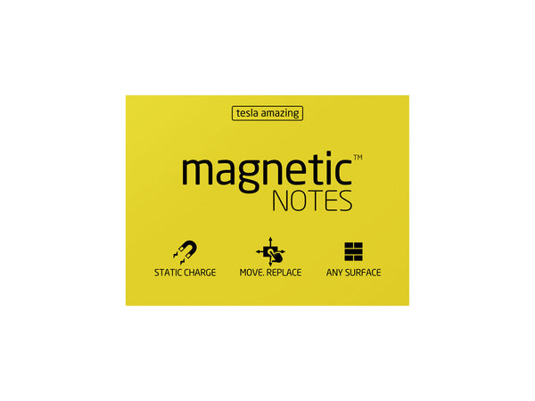 Magnetic Notes / Size-M / Yellow