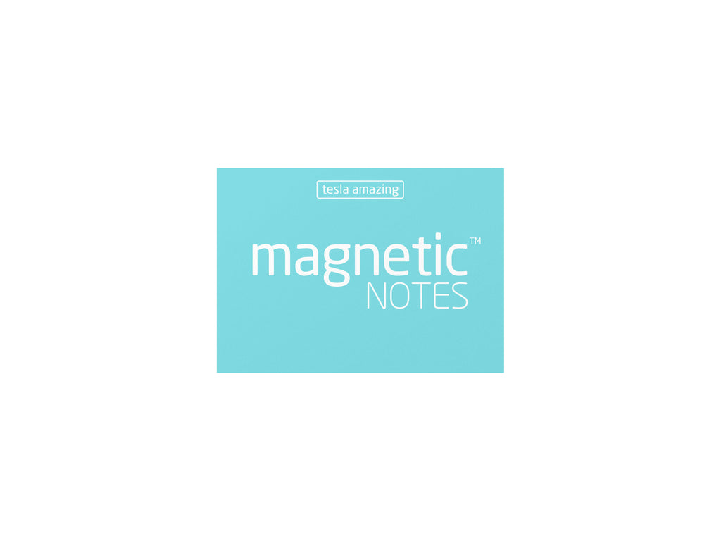 Magnetic Notes / Size-S / Aqua