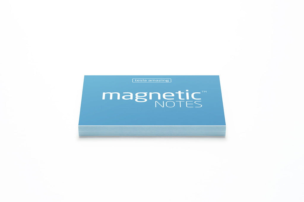 Magnetic Notes / Size-S / Blue