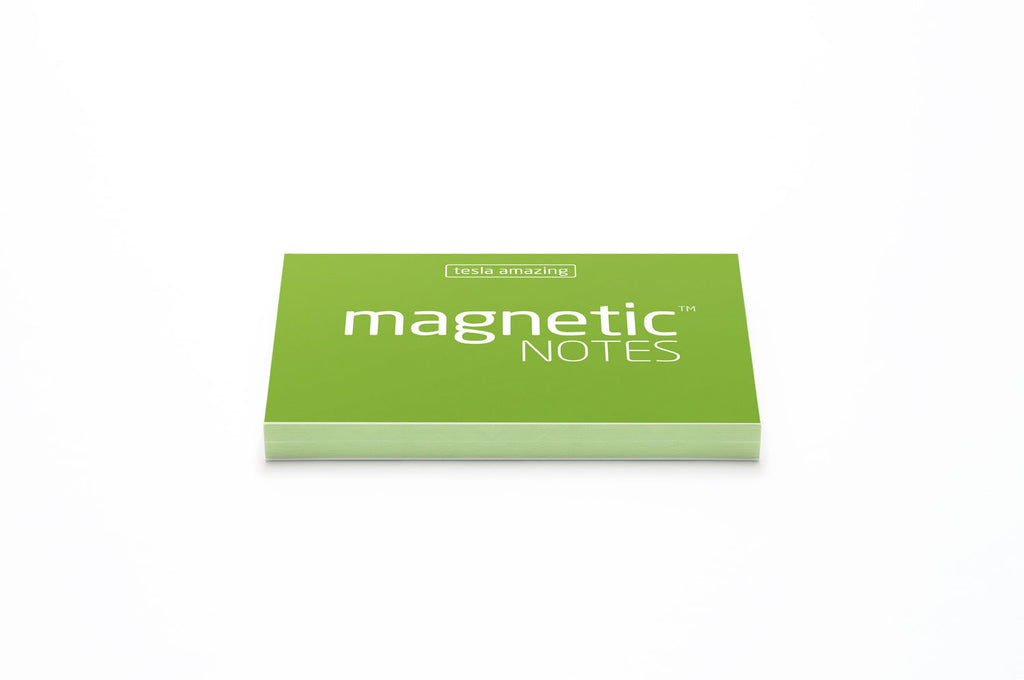 Magnetic Notes / Size-S / Green