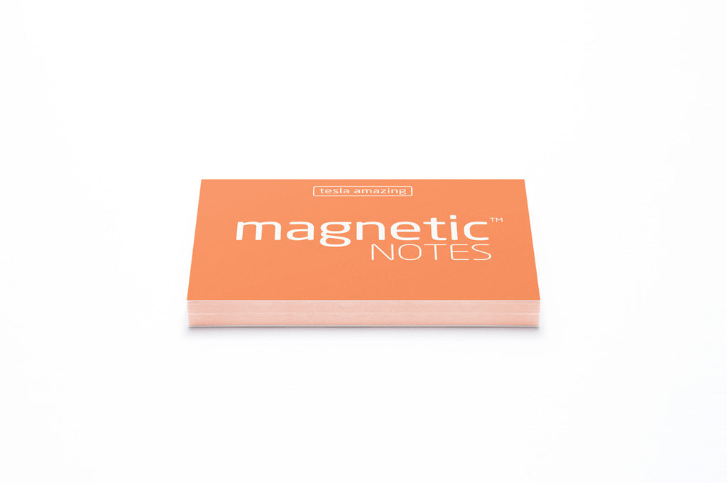 Magnetic Notes / Size-S / Peachy