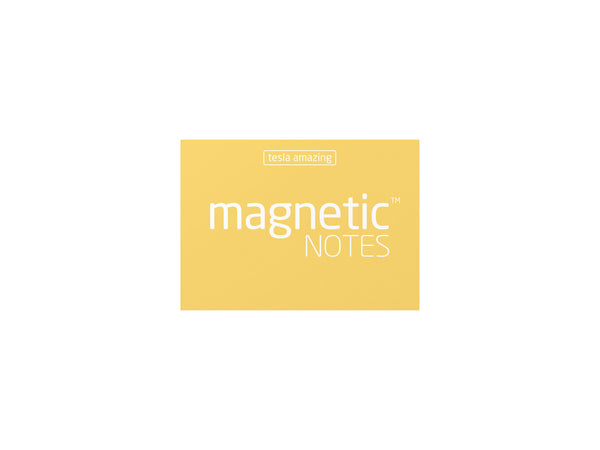 Magnetic Notes / Size-S / Sunshine